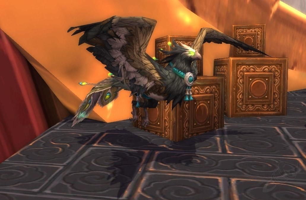 ashen pandaren phoenix