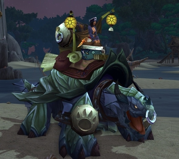 553a0fb23651 Reins of the Great Black Dragon Turtle - Item - World of Warcraft