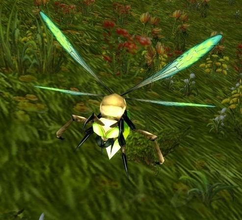 battle pets - darkmoon glowfly
