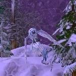 battle pet - snowy owl