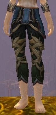 De Satin Warcraft World Belligérant Pantalon Of Objet En tTdwnHCq