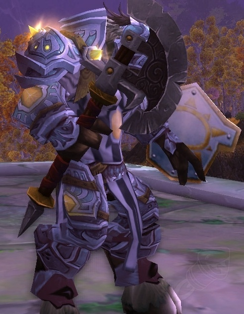 Axe of the Iron Price - Item - World of Warcraft