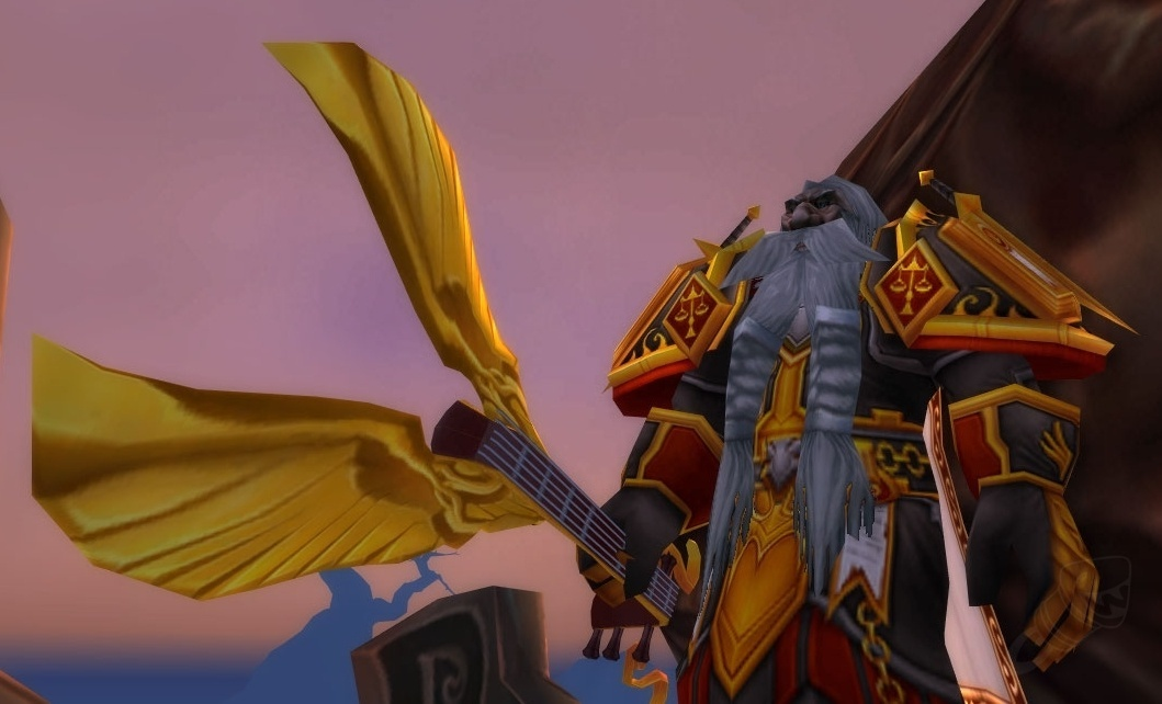 Sun-Lute of the Phoenix King - Item - World of Warcraft