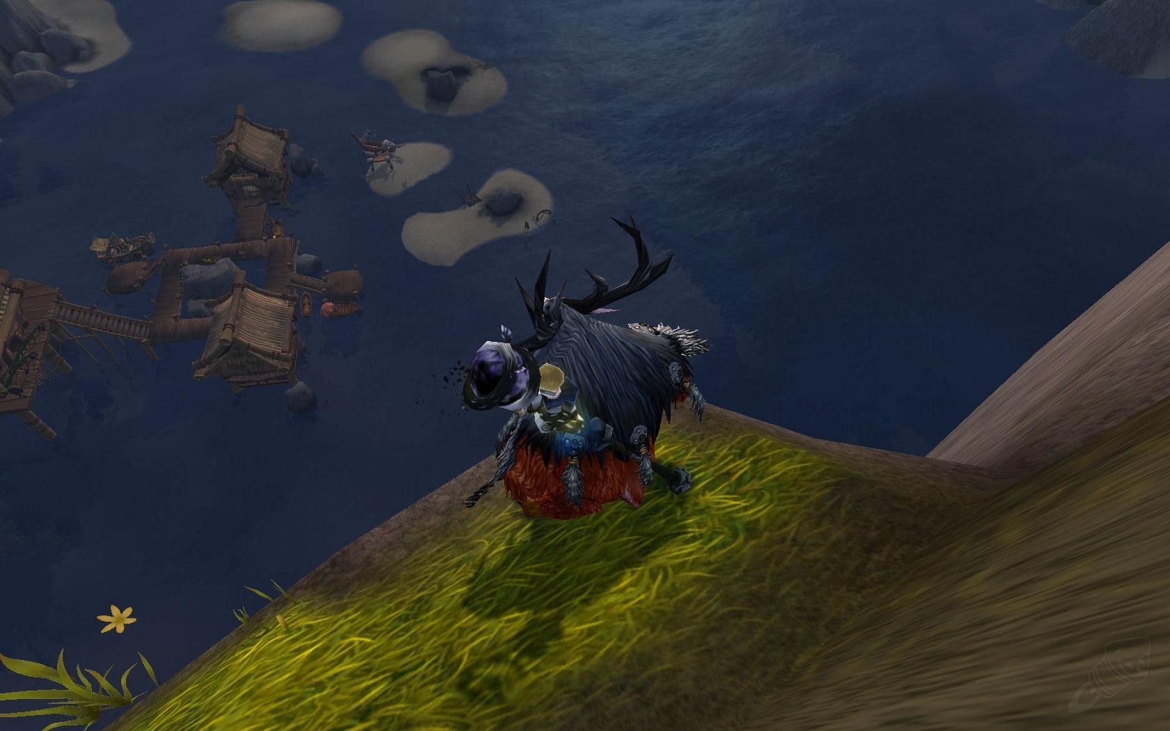 Generador De Agujeros De Gusano Pandaria Objeto World Of Warcraft