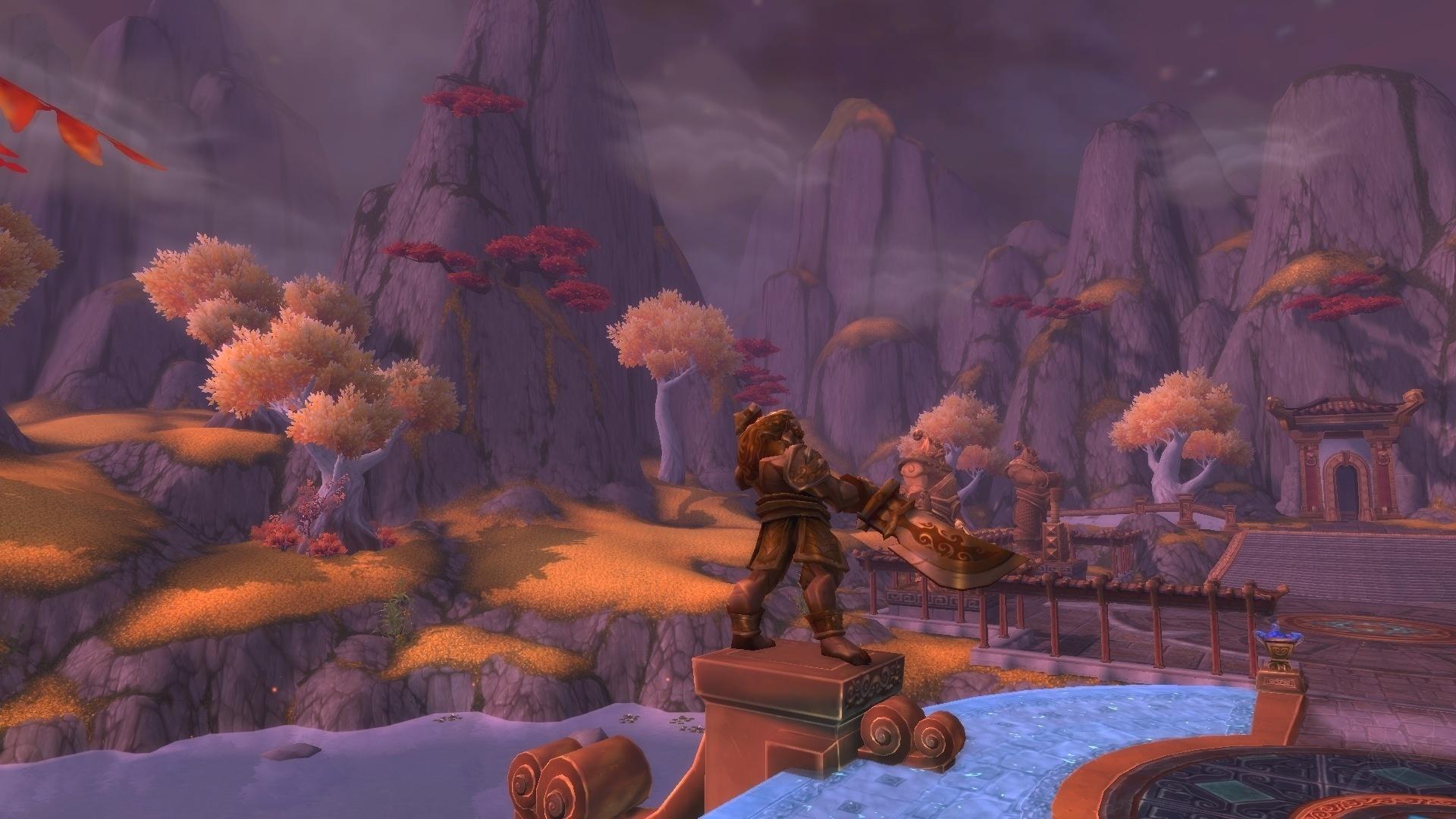 Terrasse Des Endlosen Fruhlings Zone World Of Warcraft