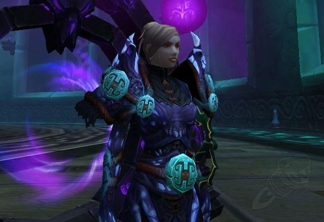 ff060c9928b Mantelet en peau de sha - Objet - World of Warcraft