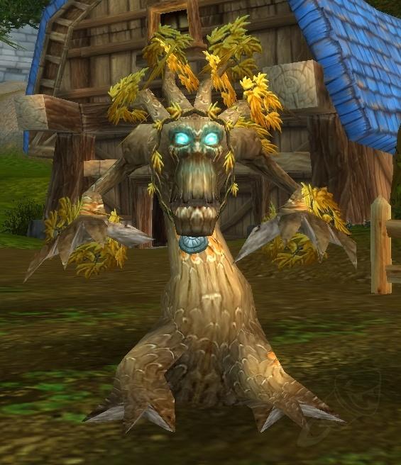 Treant Form - Spell - World of Warcraft