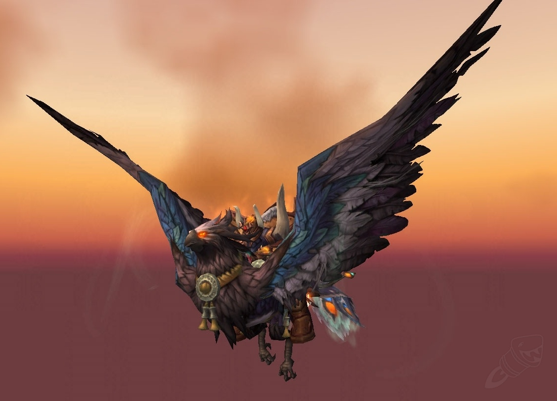 Reins Of The Violet Pandaren Phoenix Item World Of Warcraft