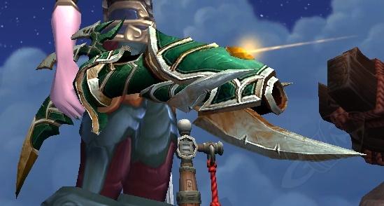 Generador De Pulso Sónico Objeto World Of Warcraft
