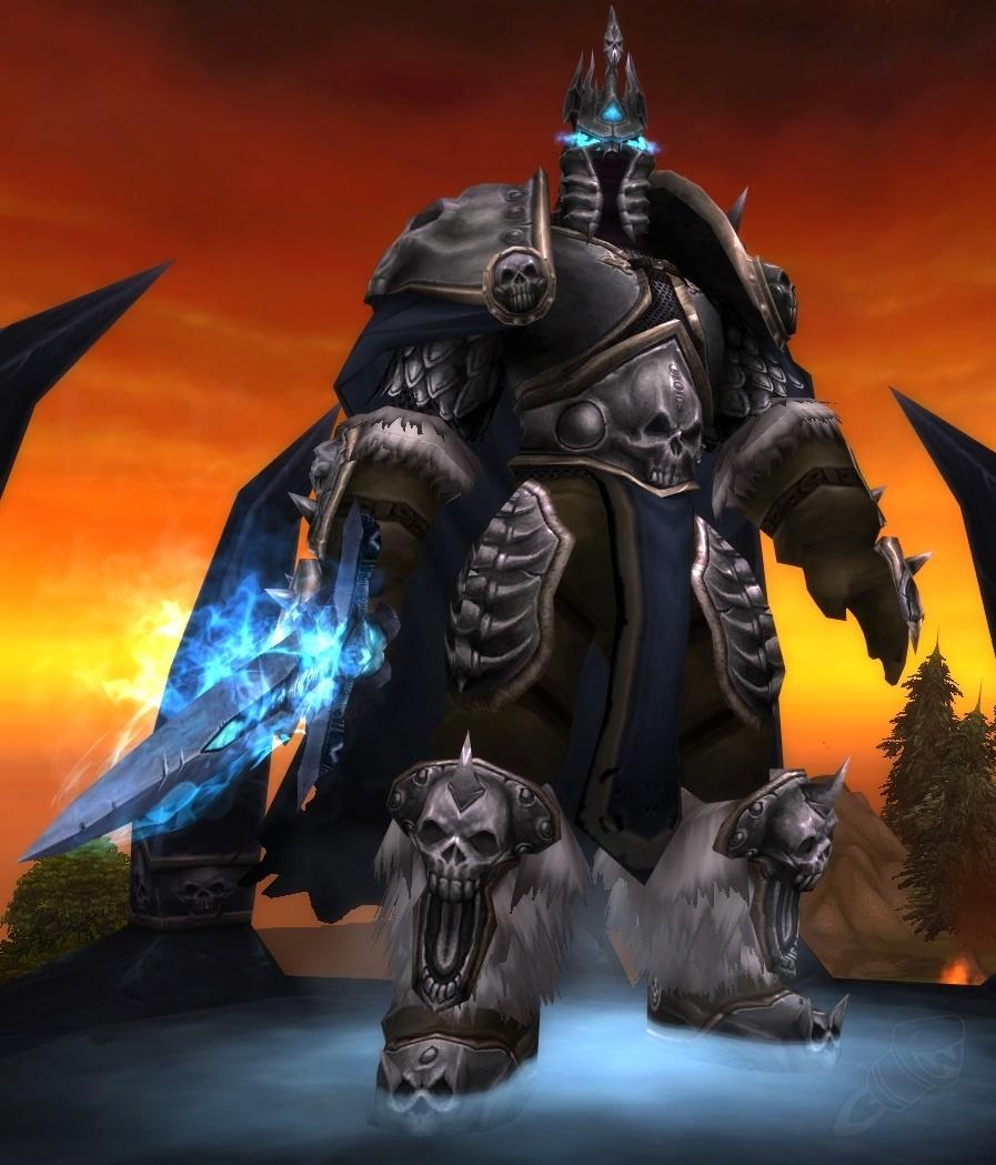 The Lich King - NPC - World of Warcraft