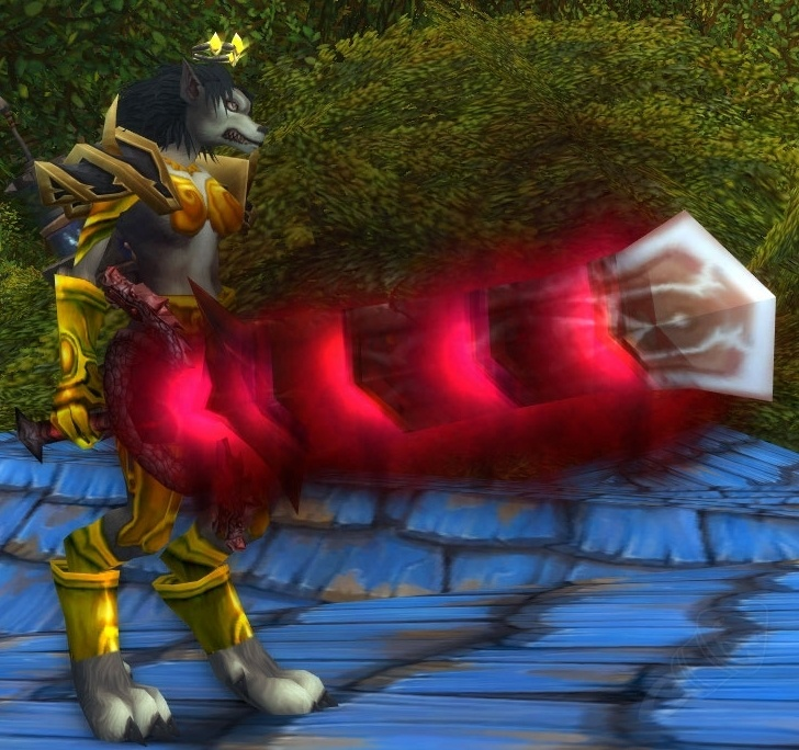Weapon Illusions On Wow Model Viewer - 0425