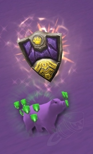 Crouch - Battle Pet Ability - World of Warcraft