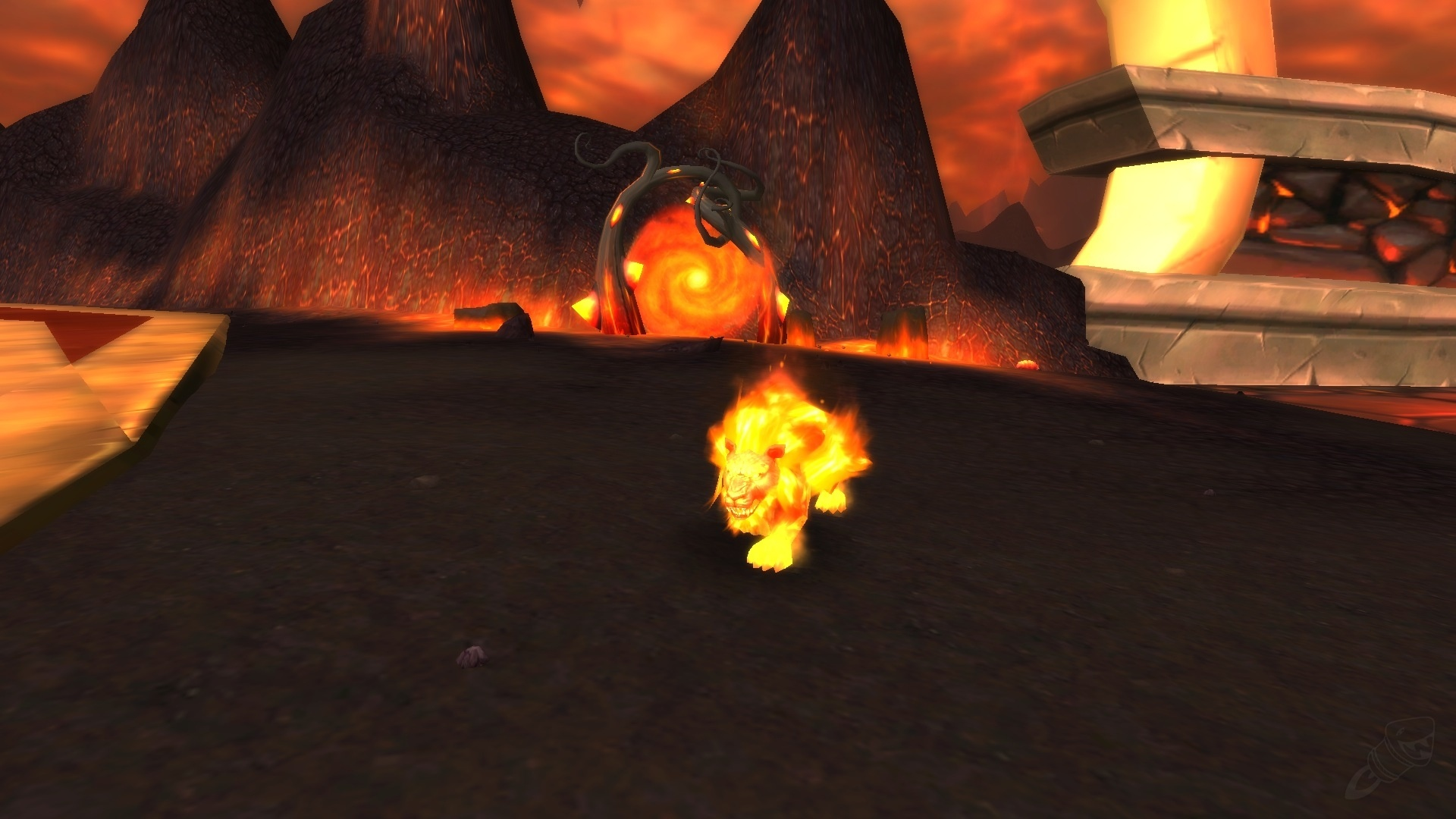 Burning Seeds: Fire Kitty Disguise Added in Patch 5.2 - Wowhead News