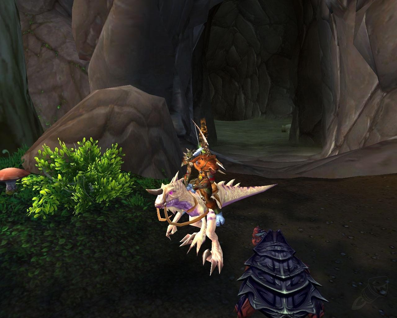 Giant Dinosaur Bone - Item - World of Warcraft