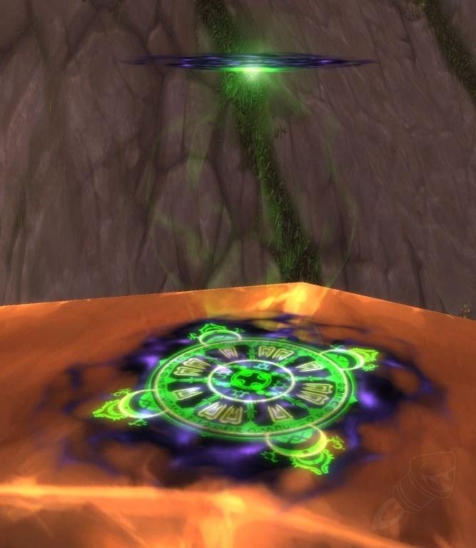 Demonic Circle - Spell - World of Warcraft
