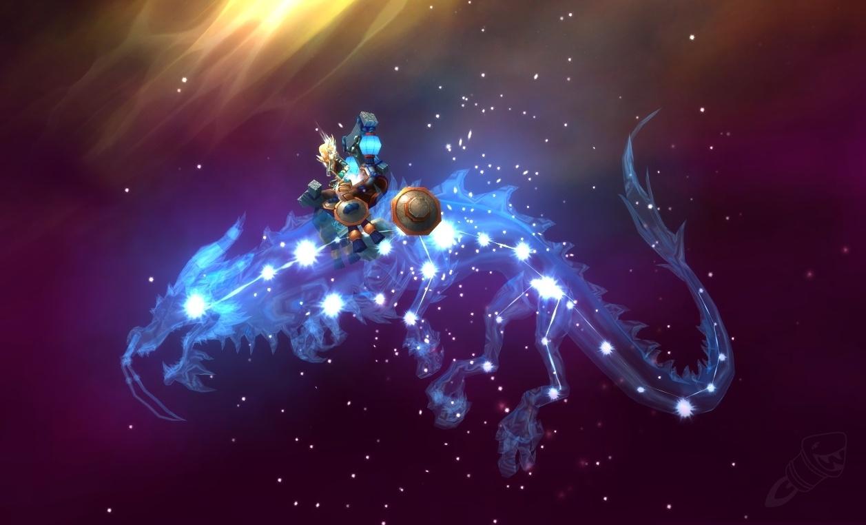 Zügel Der Astralen Wolkenschlange Gegenstand World Of Warcraft