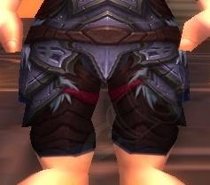 Esprit Garde De World Warcraft Of Ouvragés Objet Cuissards 5BEqfx5