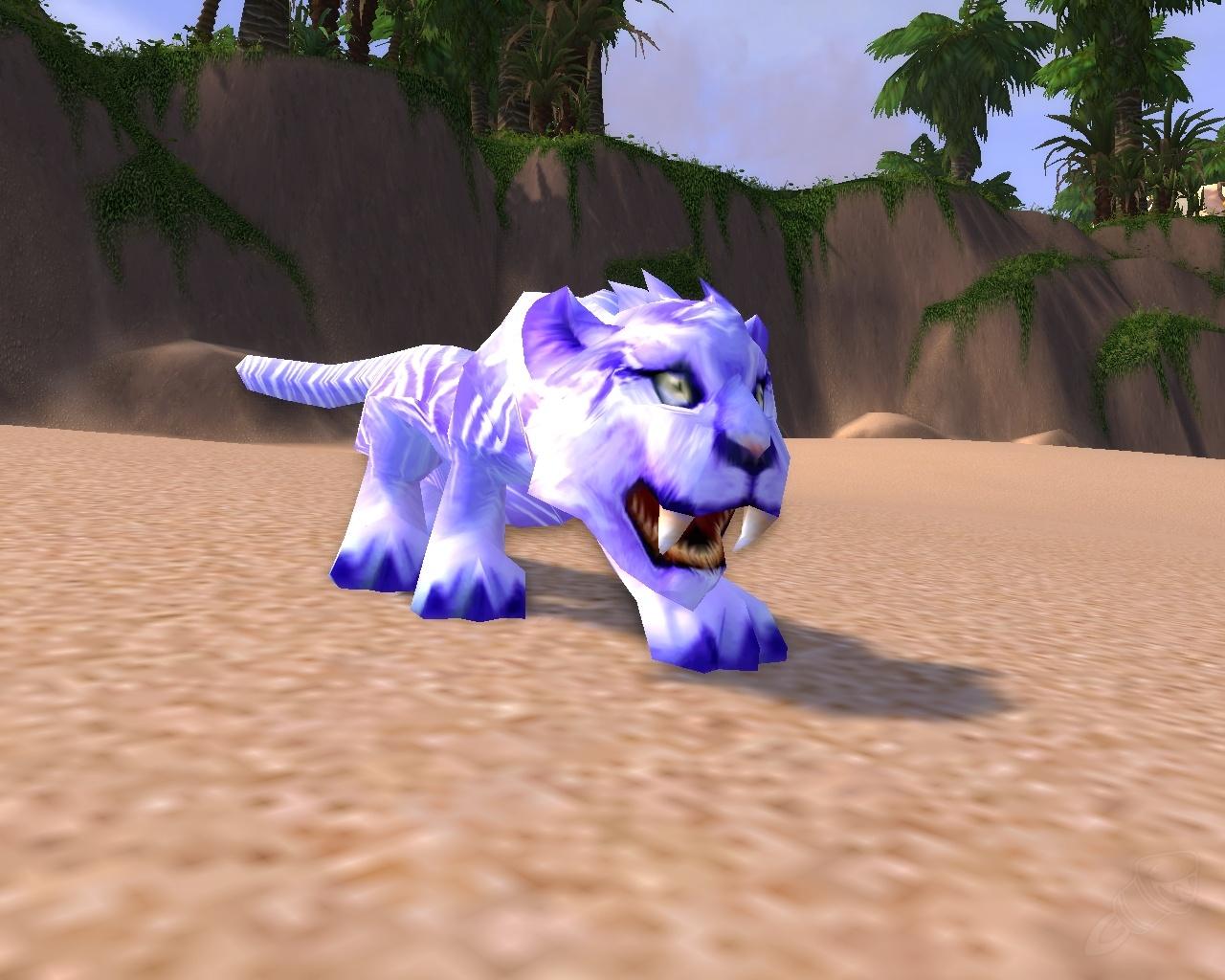 Winterspring Cub - NPC - World of Warcraft  Winterspring