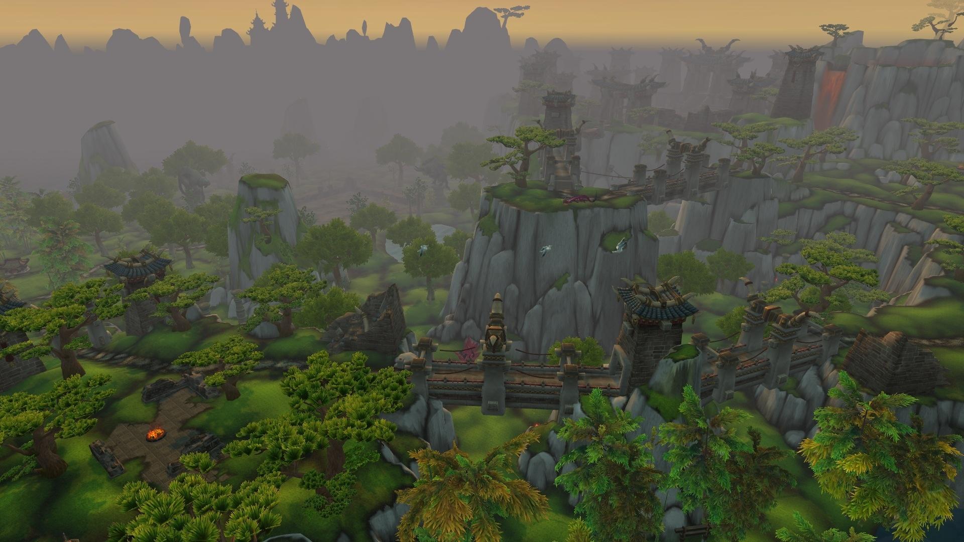 Zeitlose Insel Zone World Of Warcraft