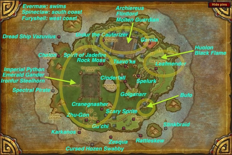 Wowhead's Guide to the Timeless Isle - Guides - Wowhead