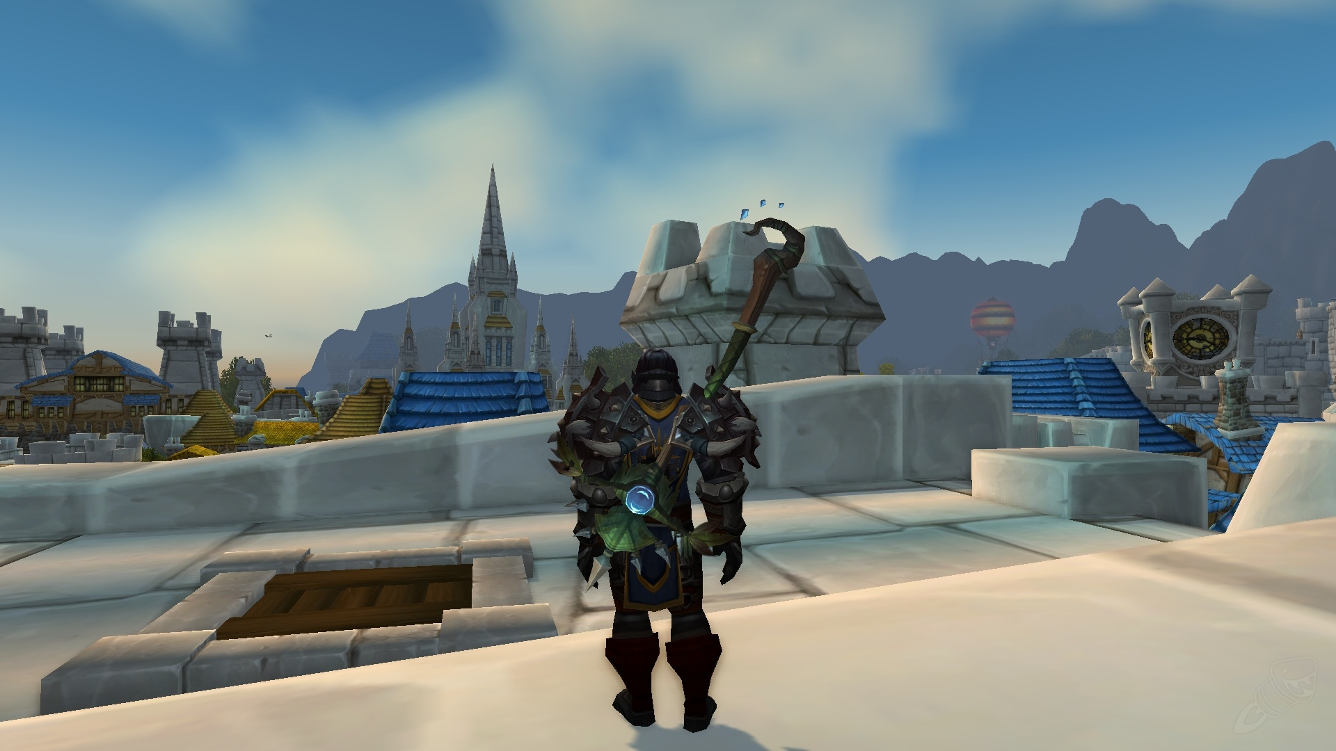 Glyph Of The Weaponmaster