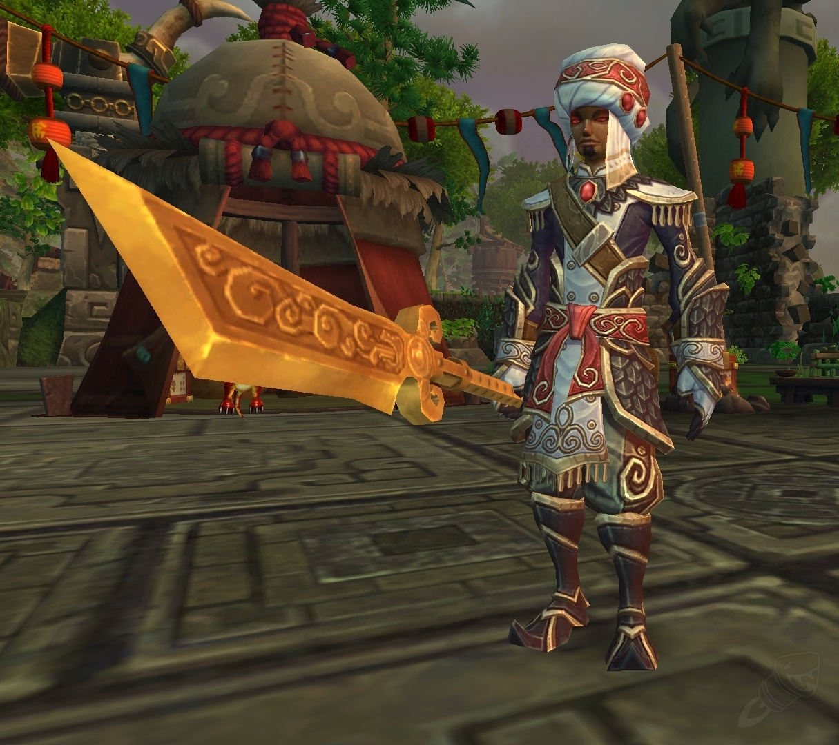 Wrathion Npc World Of Warcraft