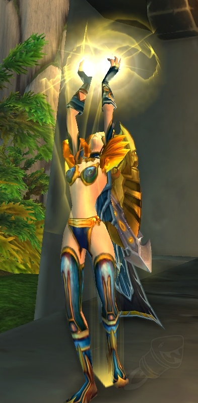 In fact all female models have problems with those pants but on bloodelf females it\u0027s the worst by far. & Sexy plate armor