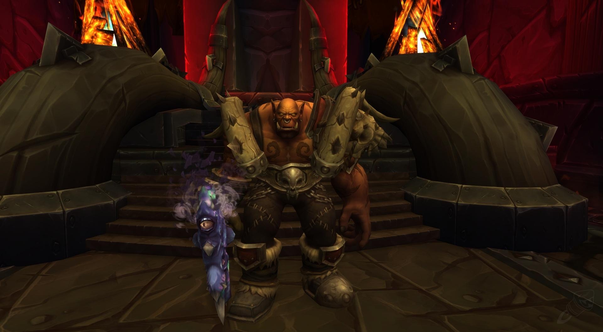 Garrosh Hellscream - NPC - World of Warcraft