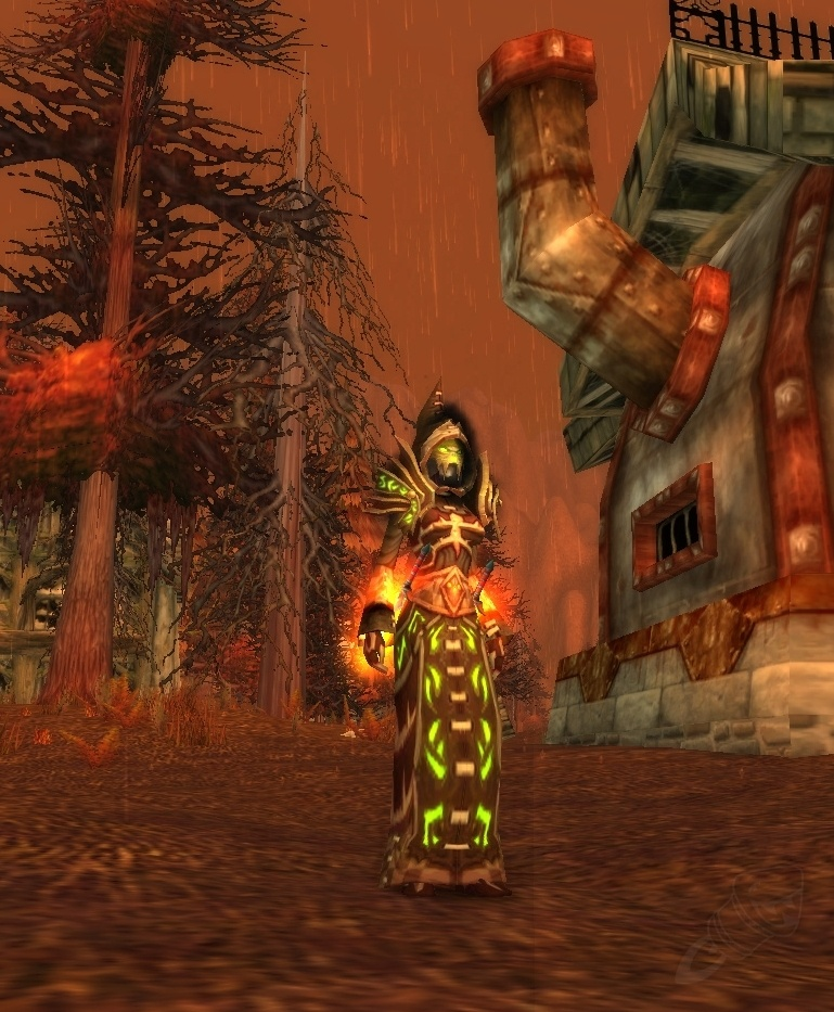 world of warcraft cult of the damned thesis