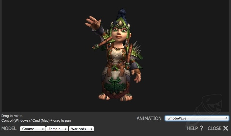 Found out i could download wow models for source filmmaker. Made.