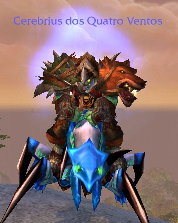 World of Warcraft - Erfolg: Rowdy des Dunkelmond-Rennens