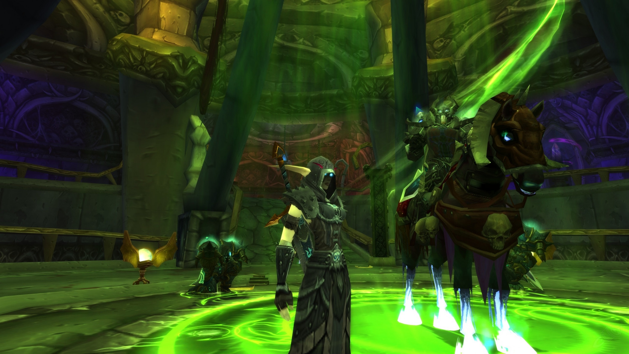 All Transmog Sets For Death Knights Guides Wowhead