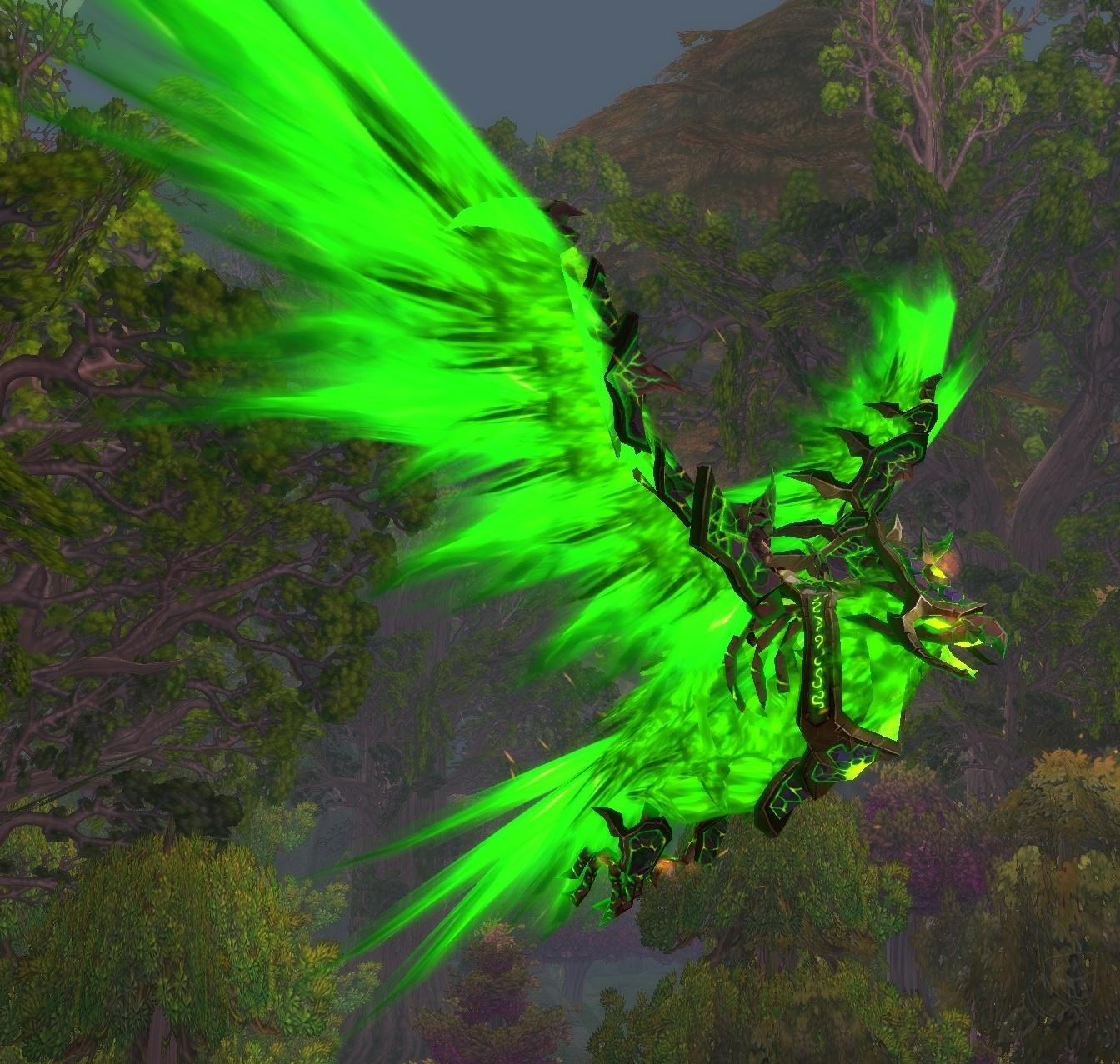 Felfire Hawk - Item - World of Warcraft