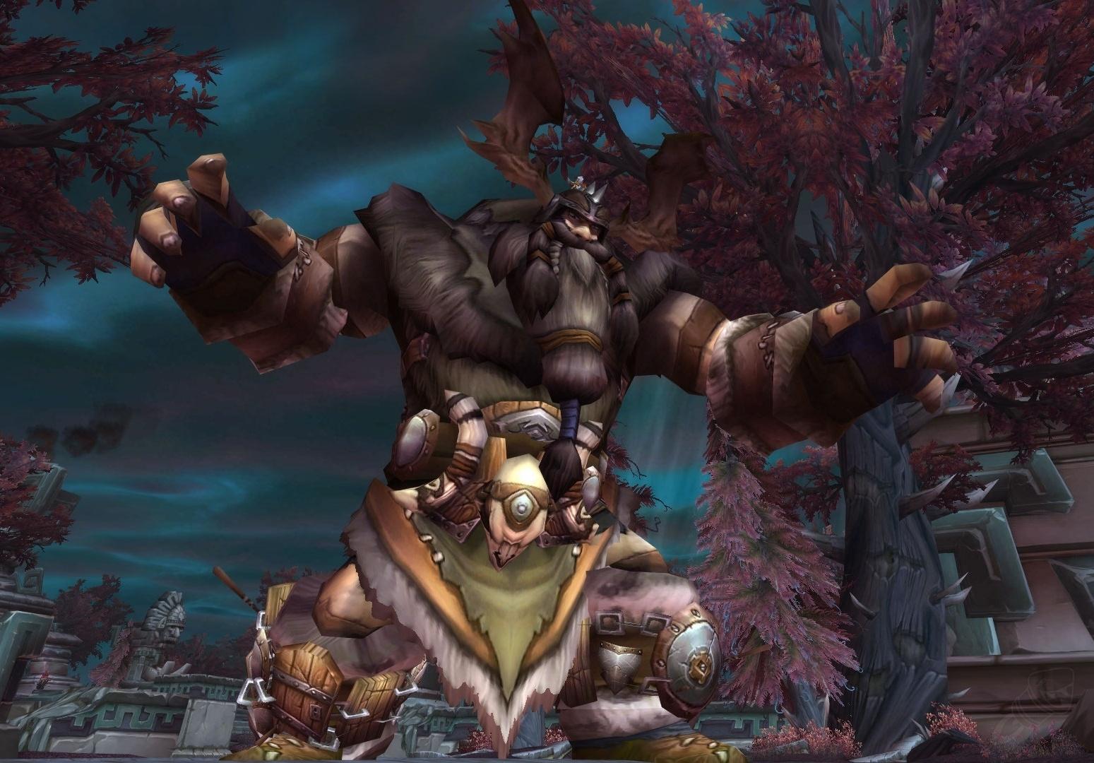 Die Rache Des Sturmkönigs Quest World Of Warcraft