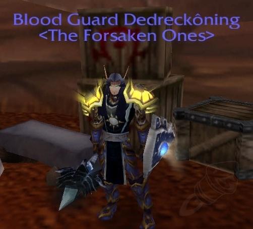 Blutgardist - Erfolg - World of Warcraft