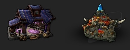 Guide to garrisons in warlords of draenor salvage yard the salvage yard turns other peoples trash into your treasure levels malvernweather Choice Image