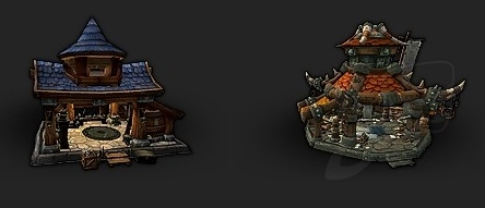 Guide to garrisons in warlords of draenor the storehouse has room to keep your and the garrisons items safe and secure malvernweather Images