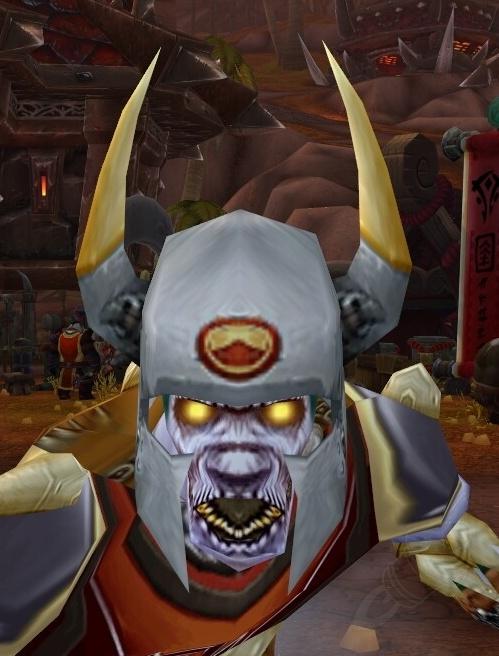Horned Viking Helmet - Item - World of Warcraft Horned Viking Helmet Goblin Rocket Helmet