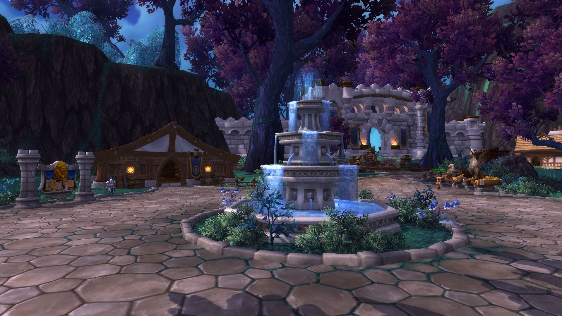 Guide to garrisons in warlords of draenor in this preview youll find malvernweather Images