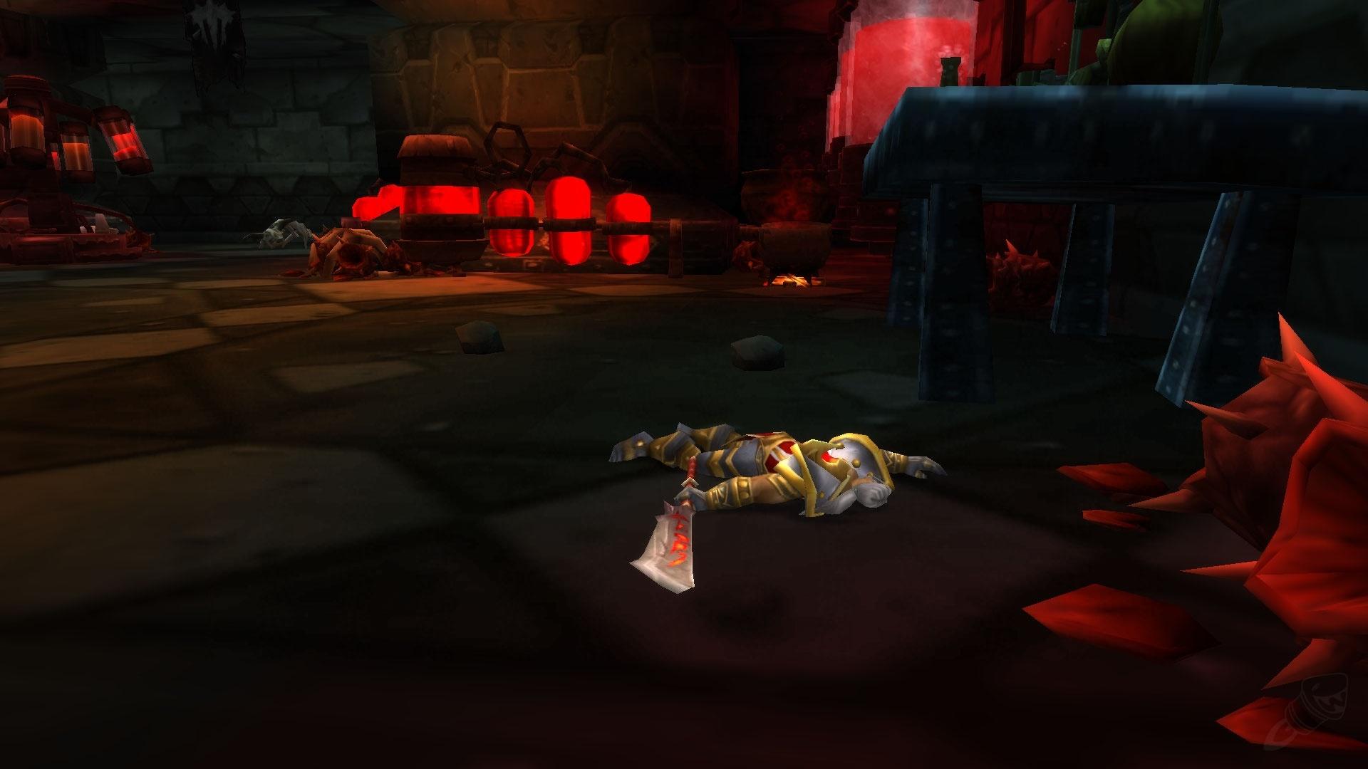 Cumbre De Roca Negra Superior Zona World Of Warcraft
