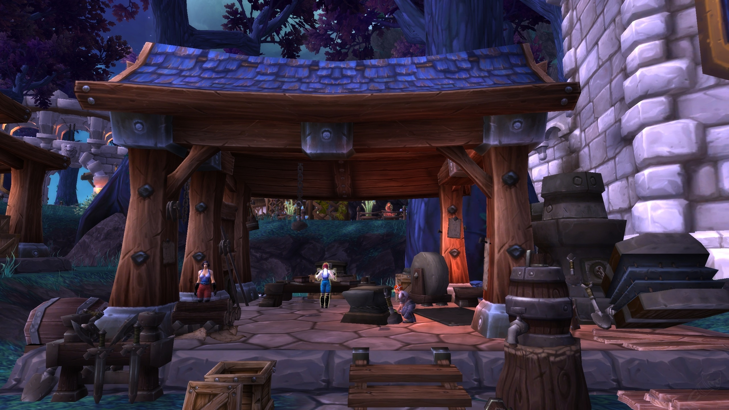 Bfa blacksmithing guide battle for azeroth (8. 1) wow-professions.