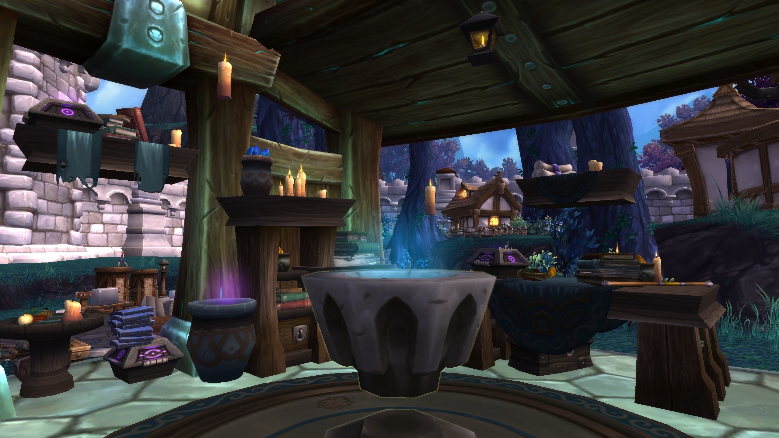 Warlords of draenor: enchanting overview guides wowhead.