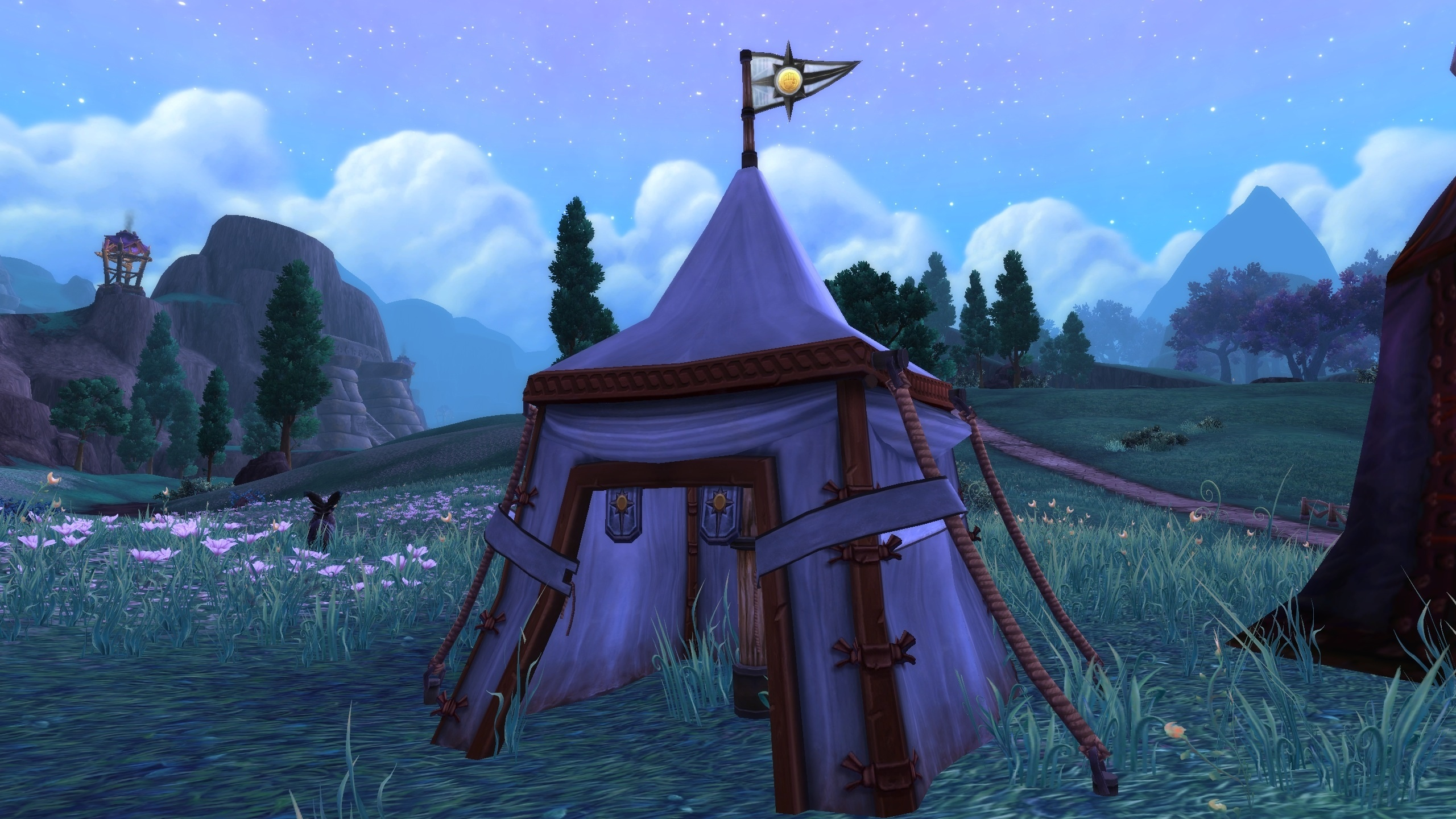 & Tents in WoD - World of Warcraft Forums