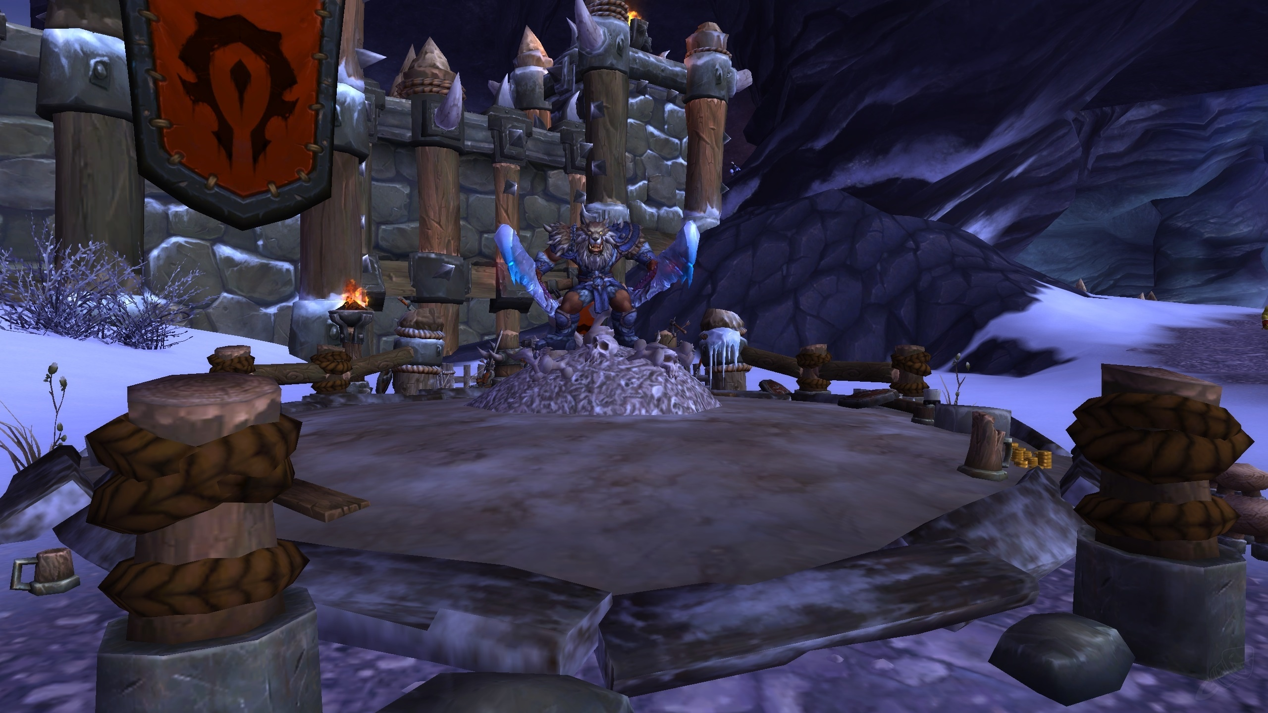 Guide to the garrison gladiator sanctum guides wowhead progression malvernweather Image collections