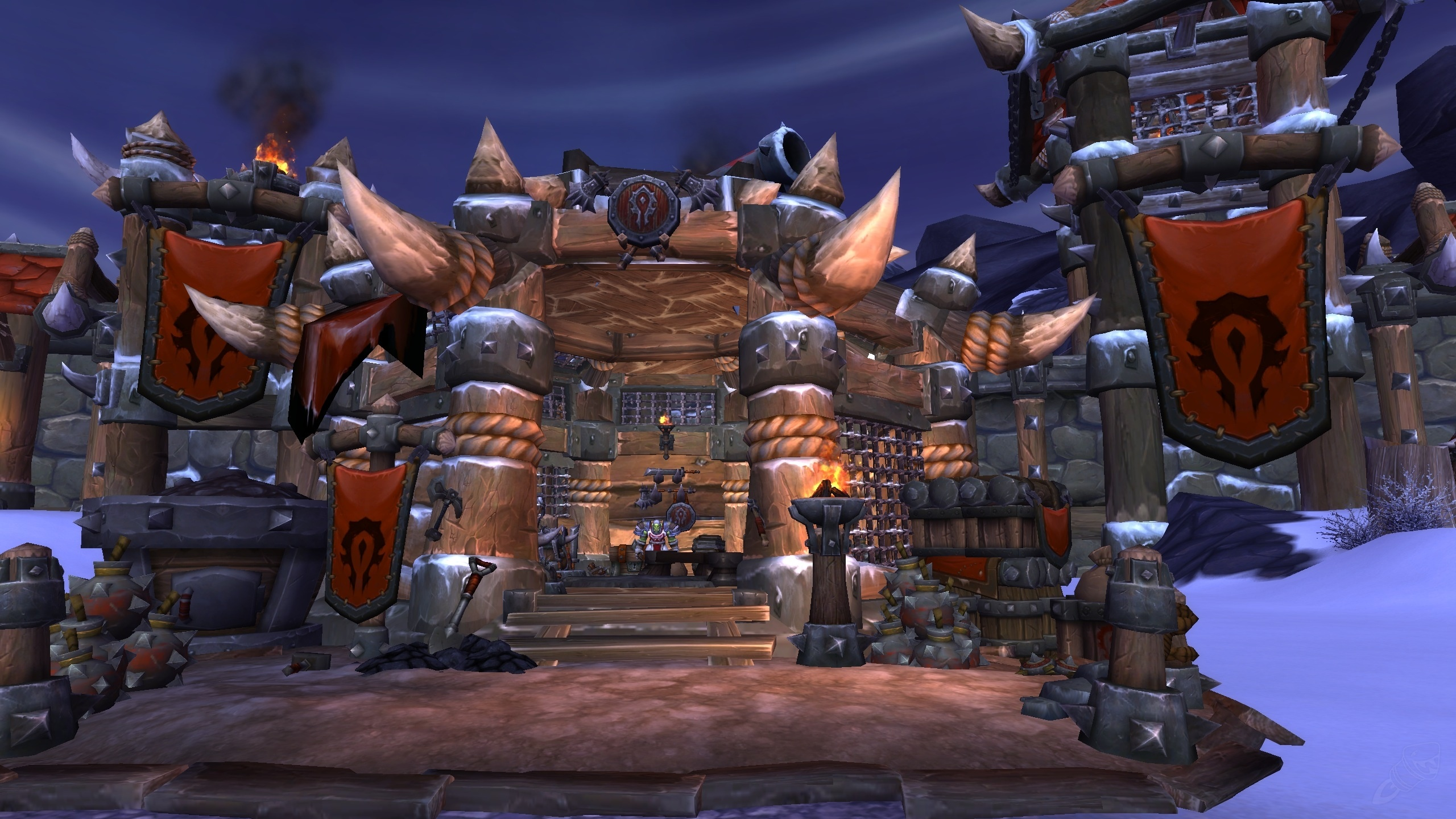 Guide To The Garrison Dwarven Bunker War Mill Guides Wowhead