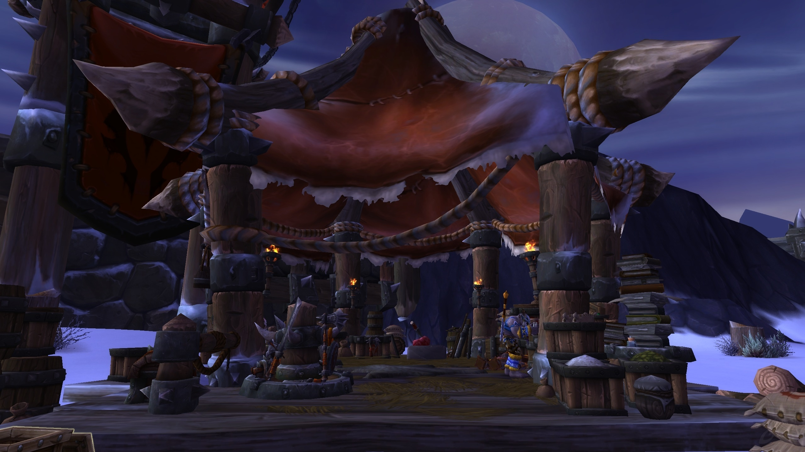 Guide to the garrison trading post guides wowhead progression malvernweather Image collections