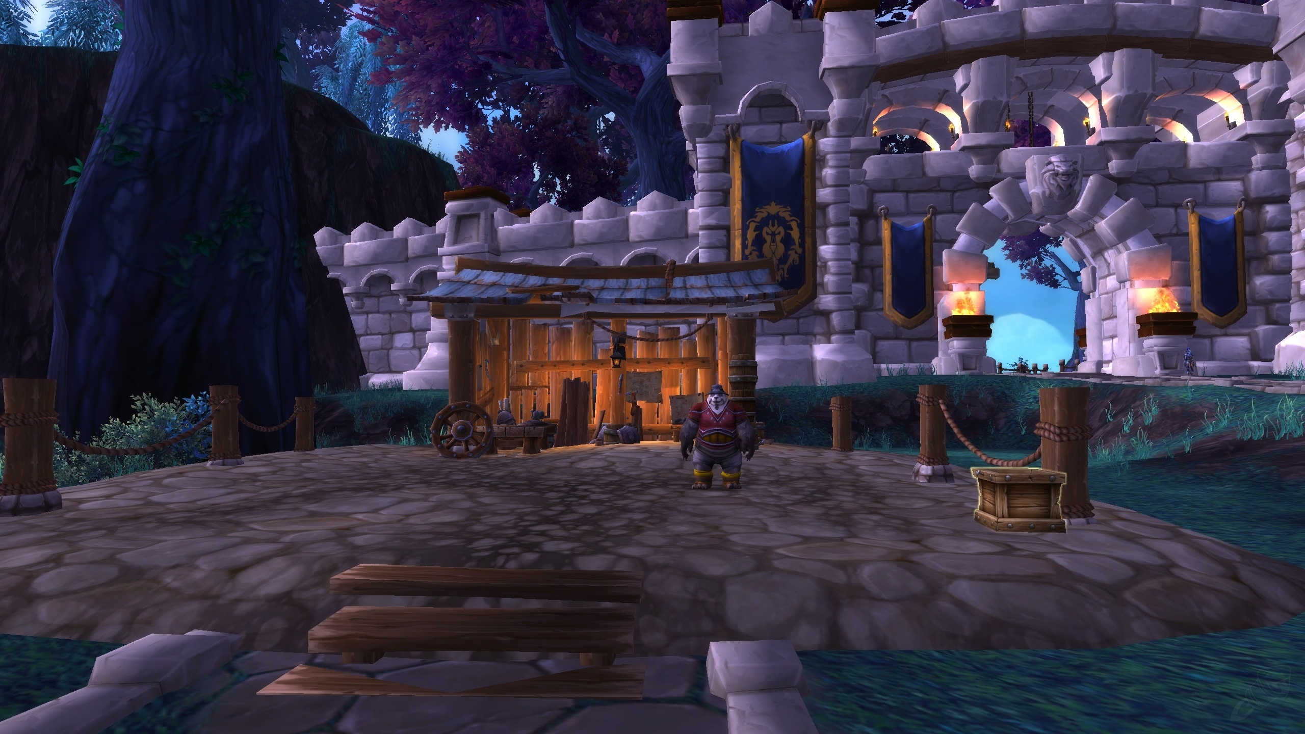 Guide to the garrison trading post guides wowhead progression trading post level 3 malvernweather Images