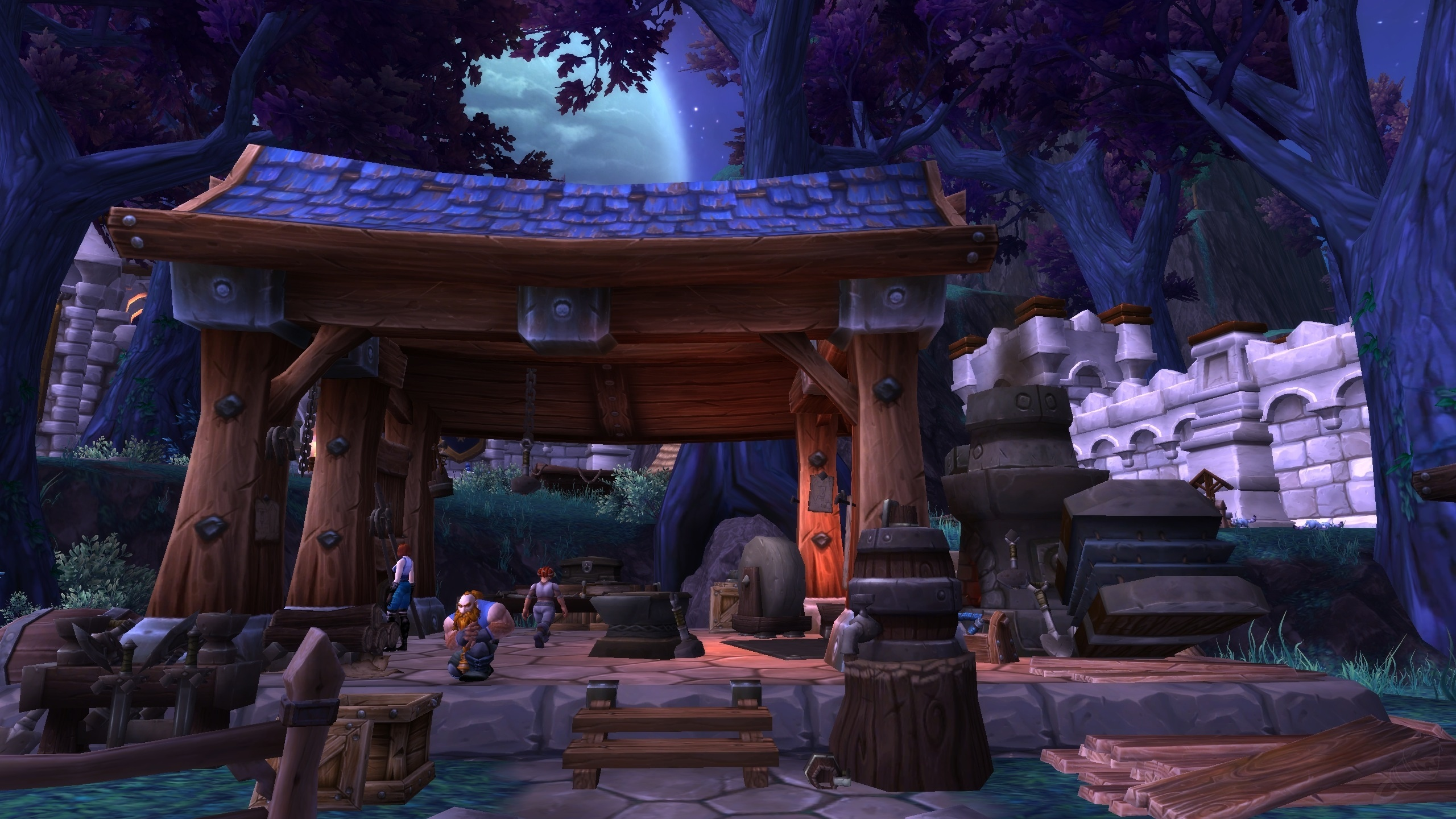 Guide to the garrison forge guides wowhead screenshots malvernweather Image collections