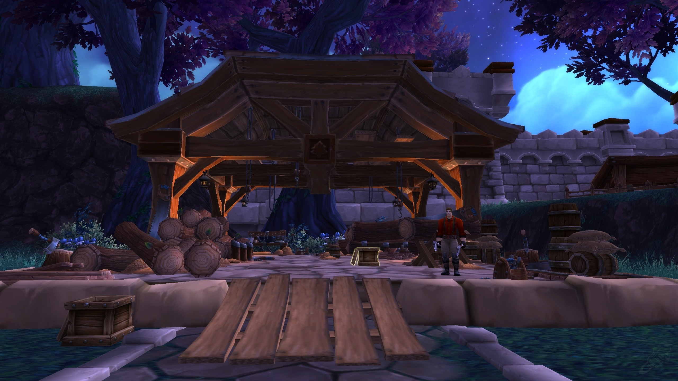 Guide to the garrison lumber mill guides wowhead guide to the garrison lumber mill malvernweather Images