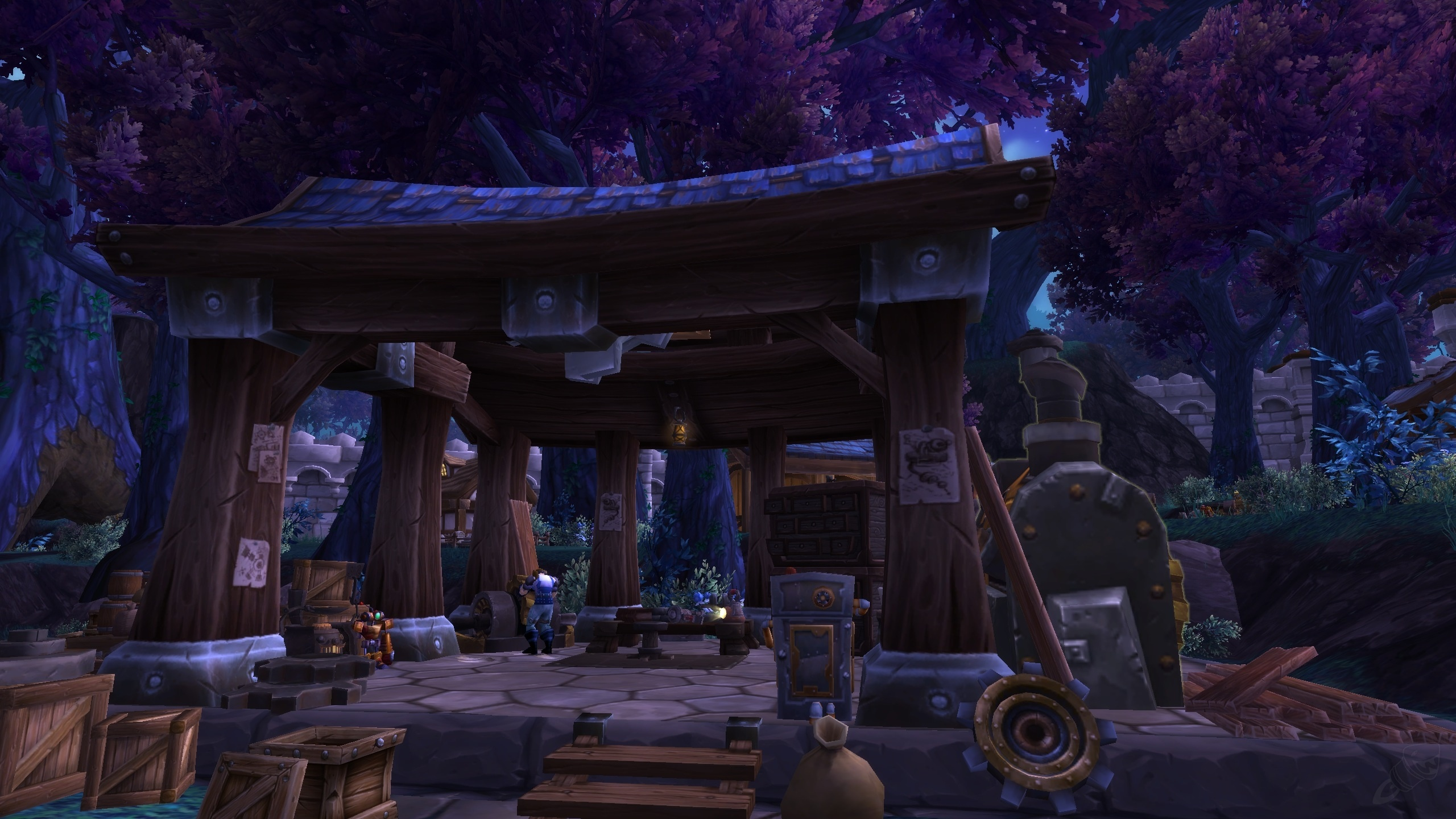 Guide to the garrison engineering works guides wowhead screenshots malvernweather Choice Image